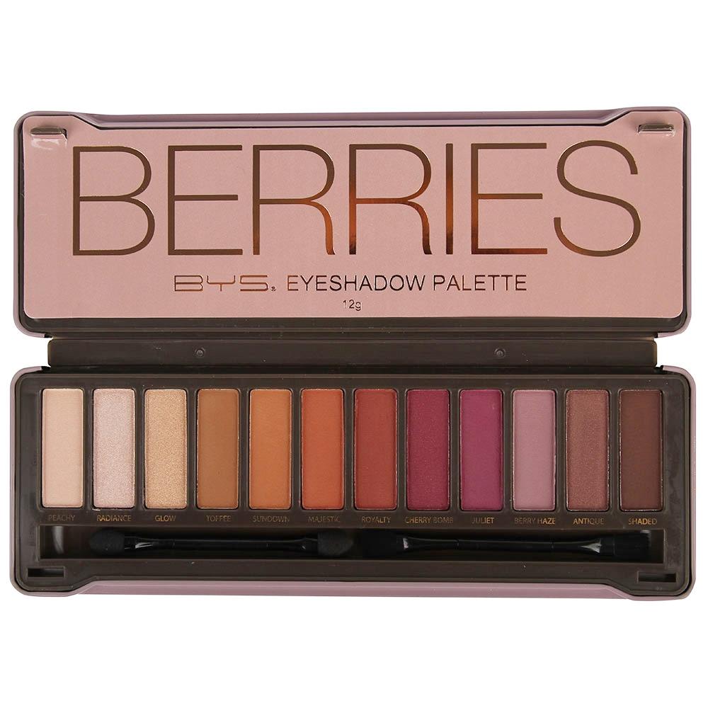 Palette Make-Up Artist Berries