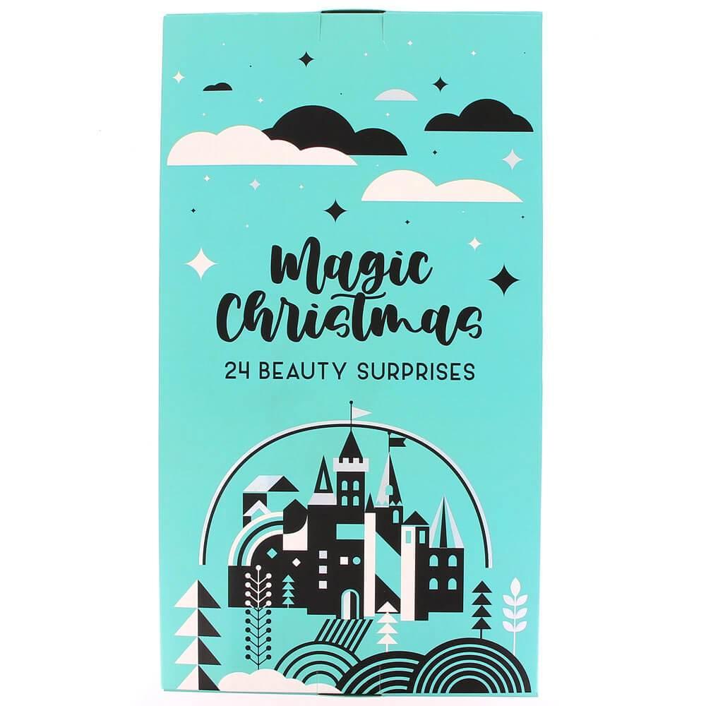 Calendrier de l'Avent Magical Christmas vue fermée