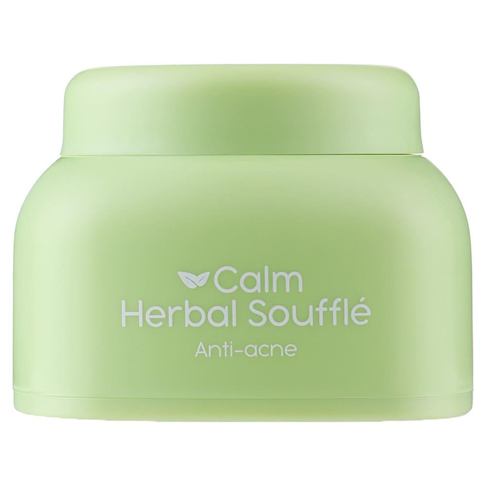 Crème Anti-Acné Herbal Soufflé