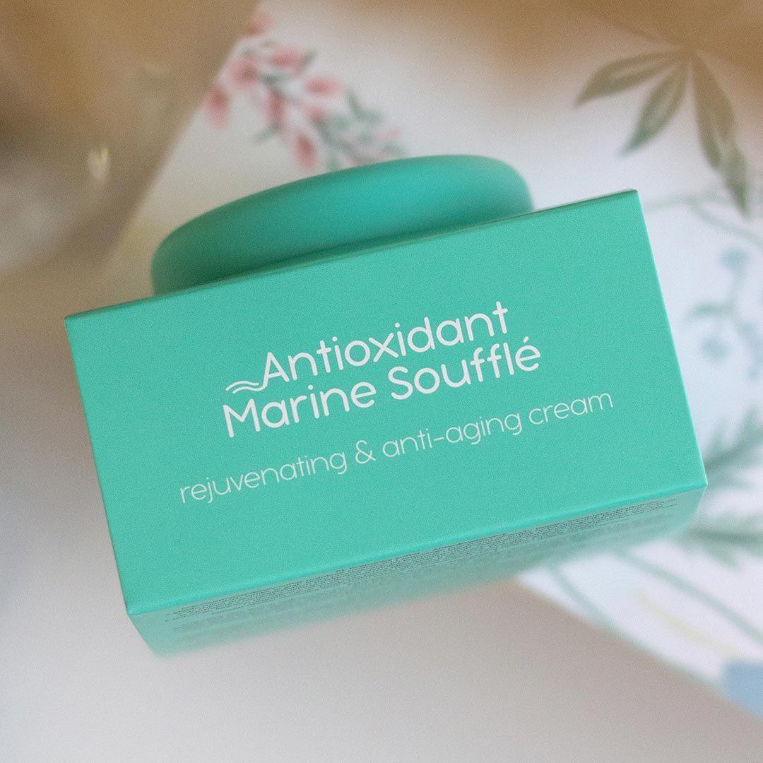 Crème Anti-Âge Marine Soufflé