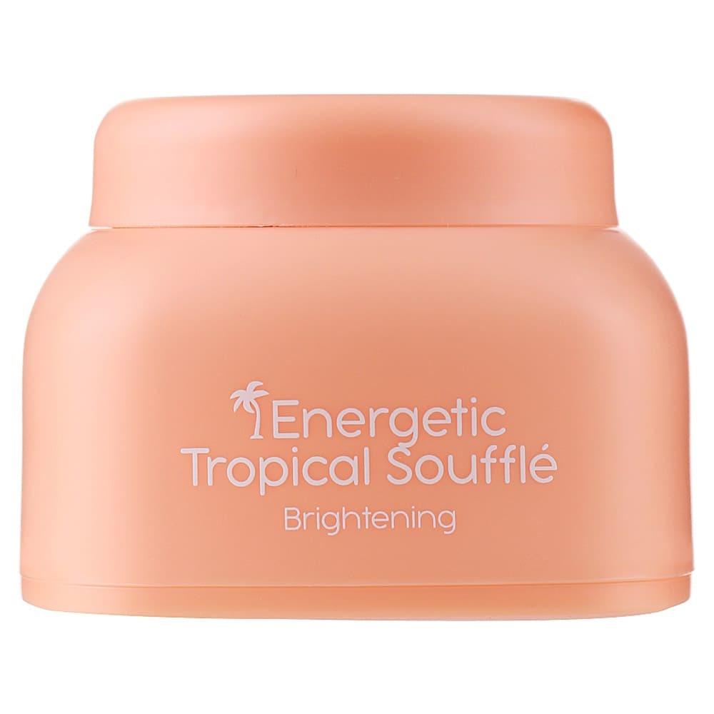 Crème Éclat Tropical Soufflé