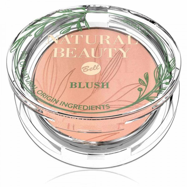 Blush Compact Natural Beauty