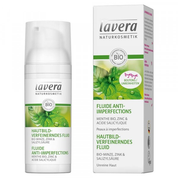 Fluide Anti-Imperfections Menthe Bio