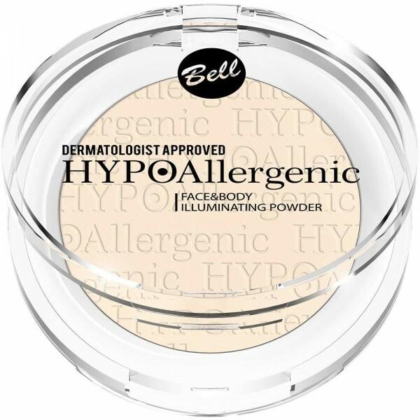 Highlighter Poudre Visage & Corps Hypoallergénique