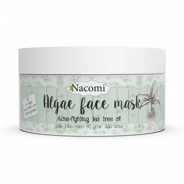 Masque Anti Acné aux Algues & au Tea Tree