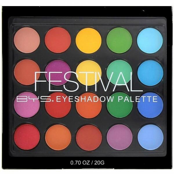 Palette Festival 20 Fards
