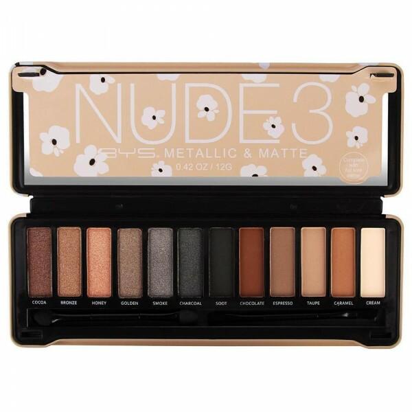 Palette Make-up Artist Nude 3