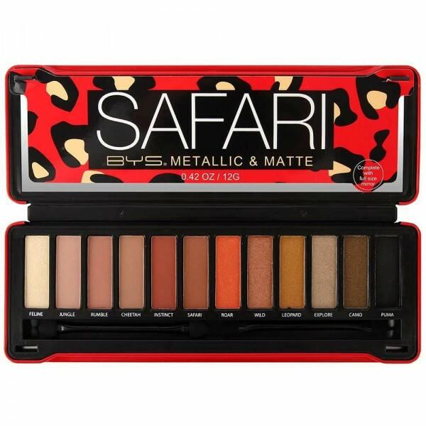 Palette Make-up Artist Safari