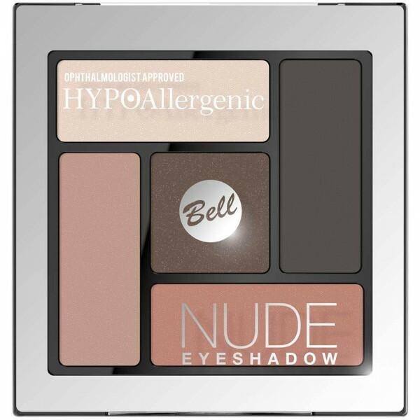 Palette Yeux Nude Hypoallergénique