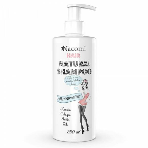 Shampoing Réparateur Kératine et Collagène