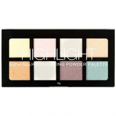 Palette 8 Highlighters Compacts