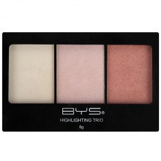 Trio d'Highlighter Rose