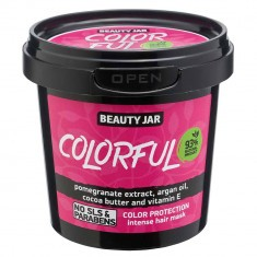 Masque Cheveux Protection Couleur - Colorful