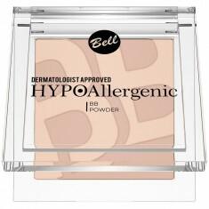 Poudre BB hypoallergénique vue de face