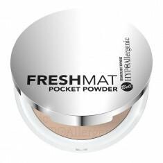 Poudre Compacte Fresh & Mat vue 1