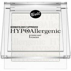 Poudre Compacte Matifiante Hypoallergénique