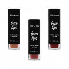 120 Rouges à Lèvres Mats Luxe Lips à tester