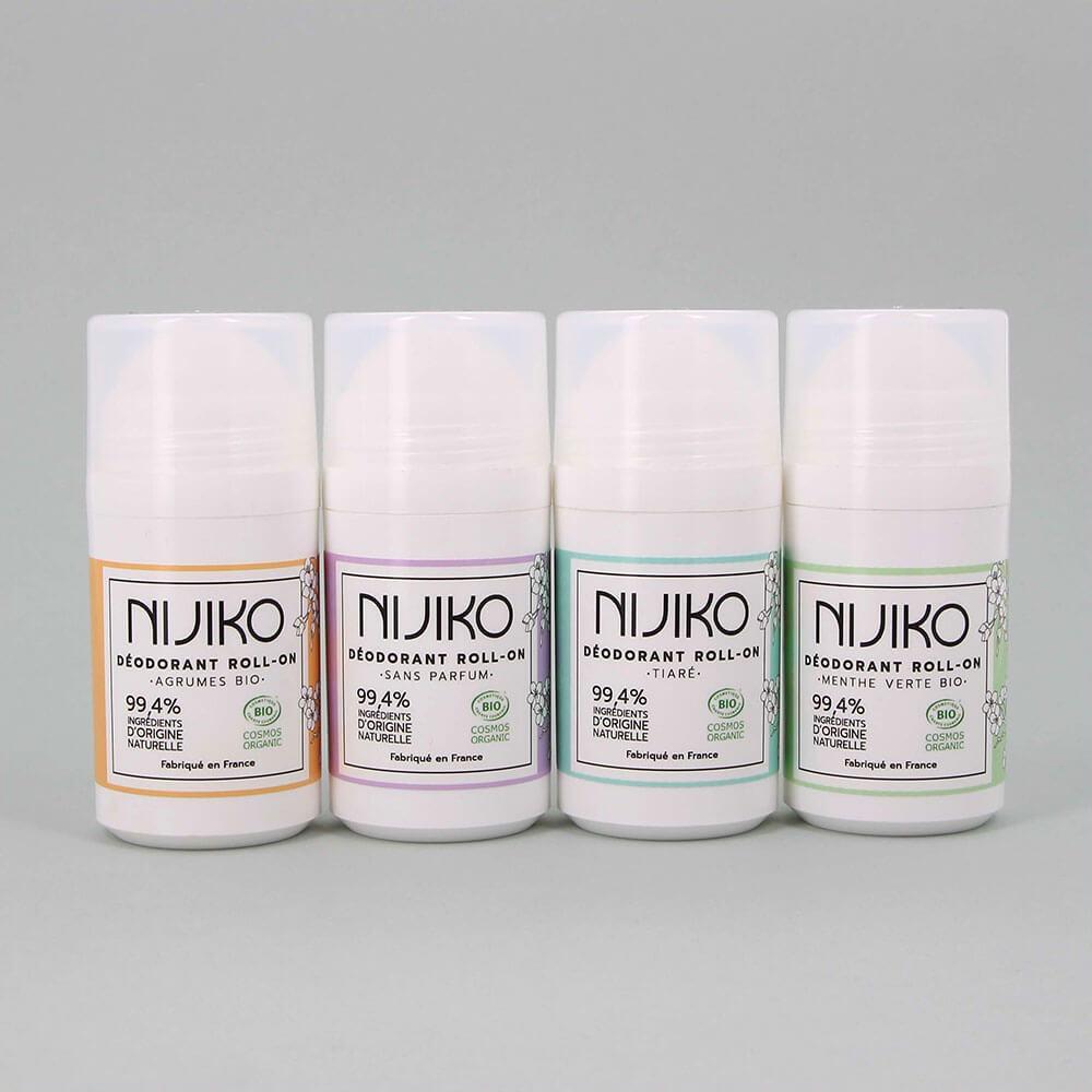 Déodorant Bio aux Agrumes