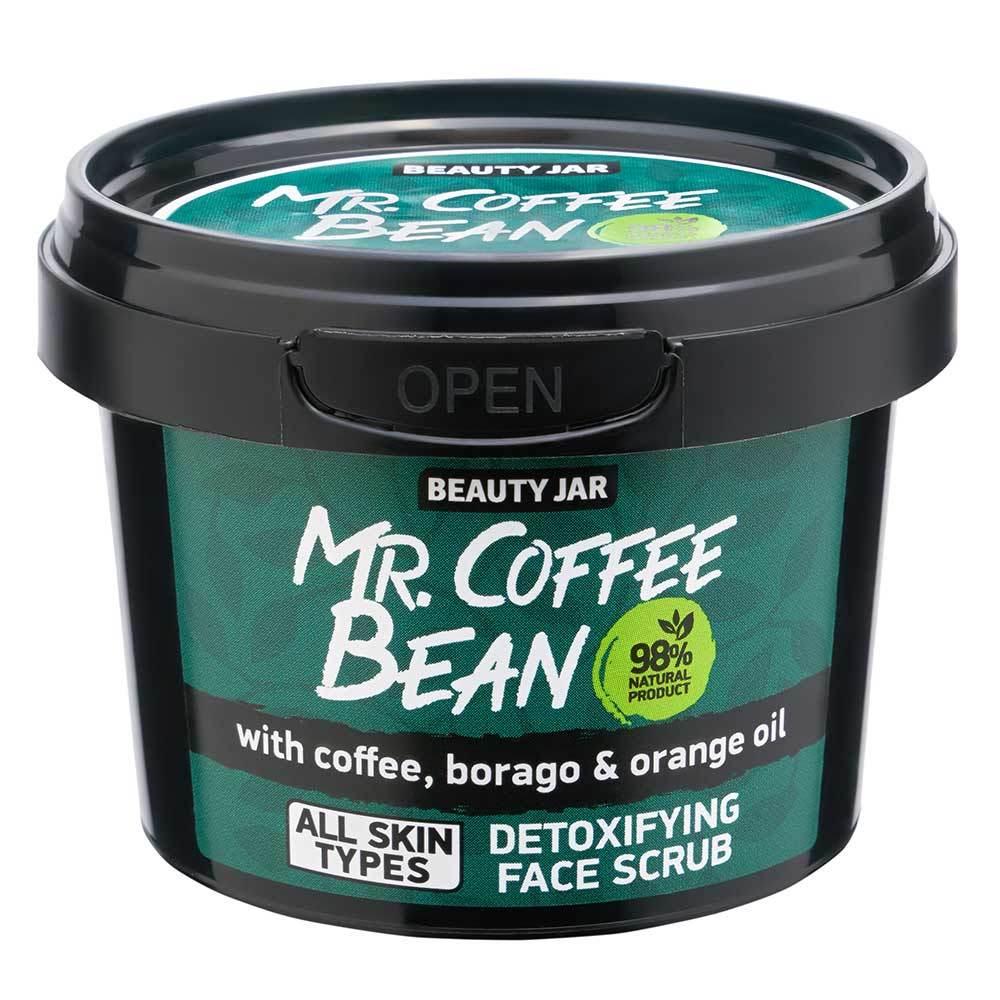 Exfoliant Visage Détoxifiant - Mr. Coffee Bean