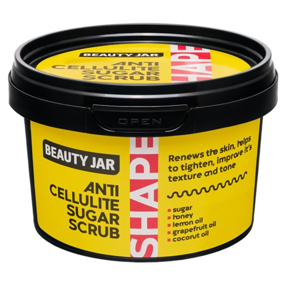 Gommage Anti-Cellulite au Sucre