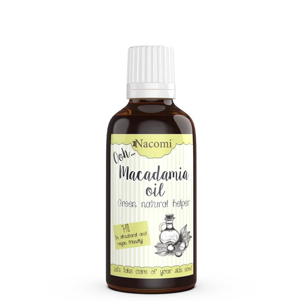 Huile de Macadamia Pure 100%