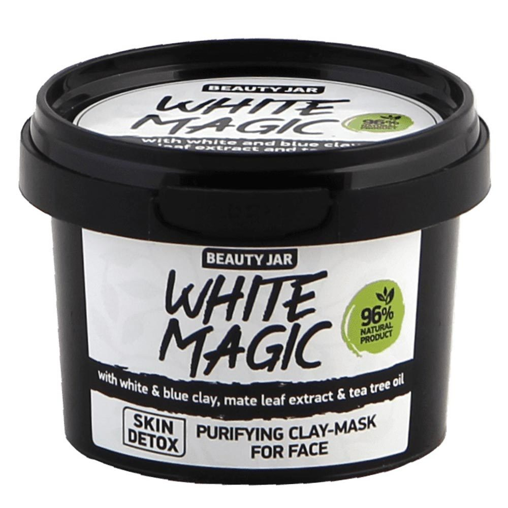 Masque Visage Purifiant - White Magic