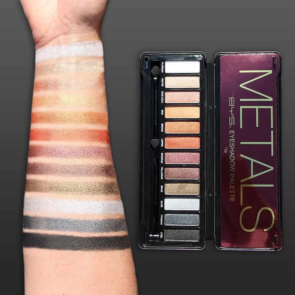Palette make-up Artist Metals