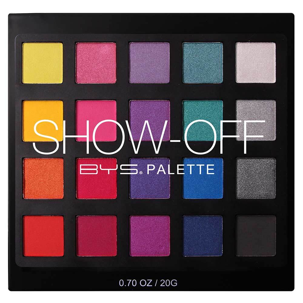 Palette Show-Off 20 Fards