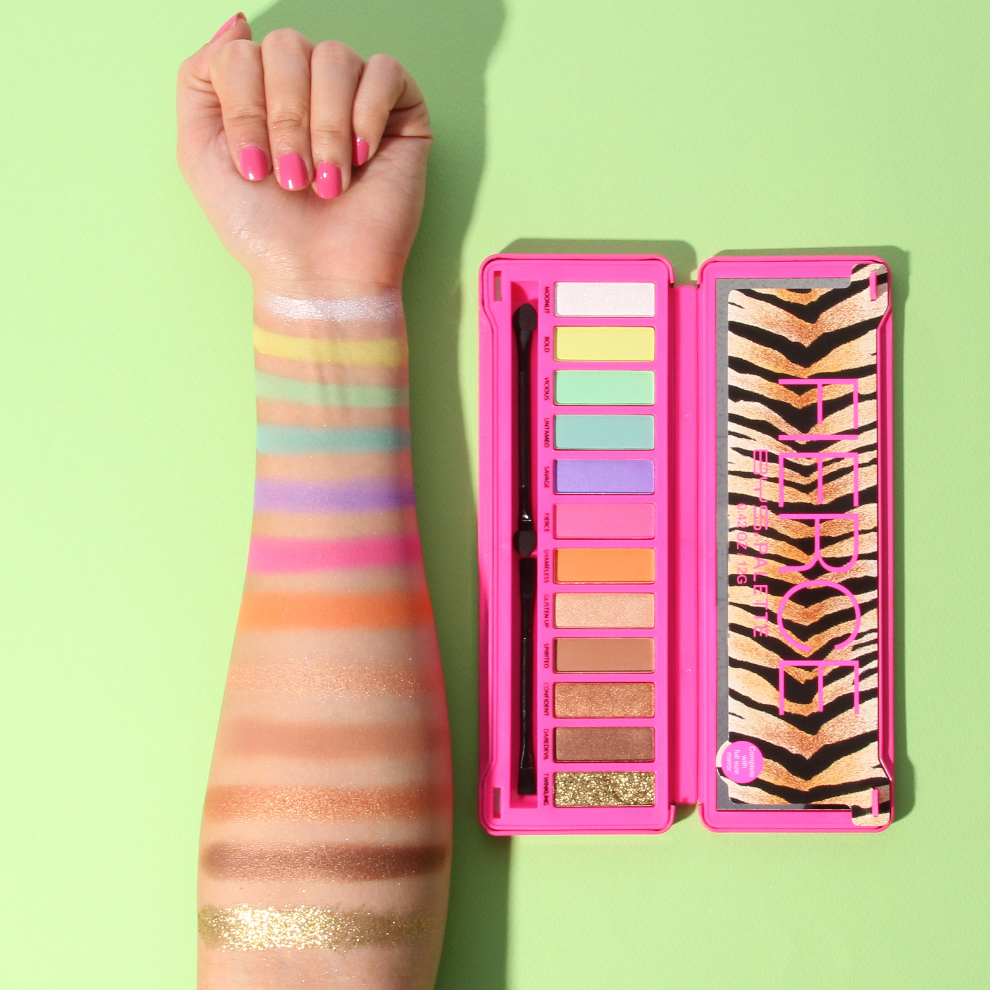 Palette Make-up Artist Fierce