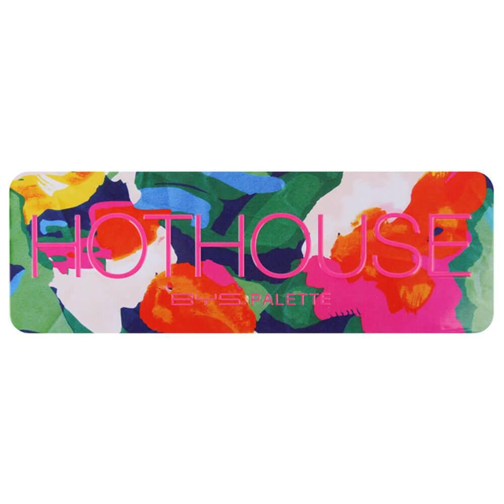 Palette Make-up Artist Hot House