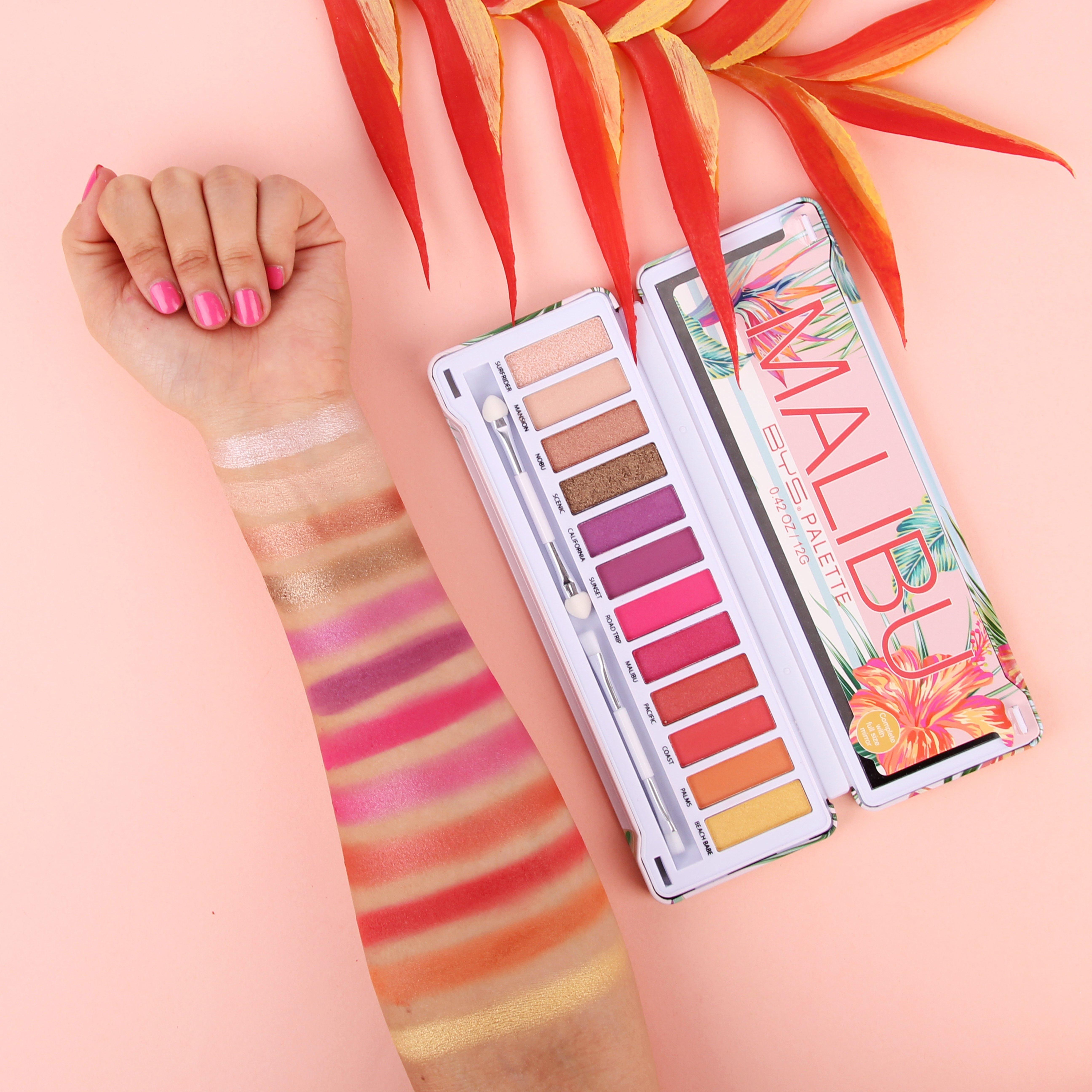 Palette Make-up Artist Malibu