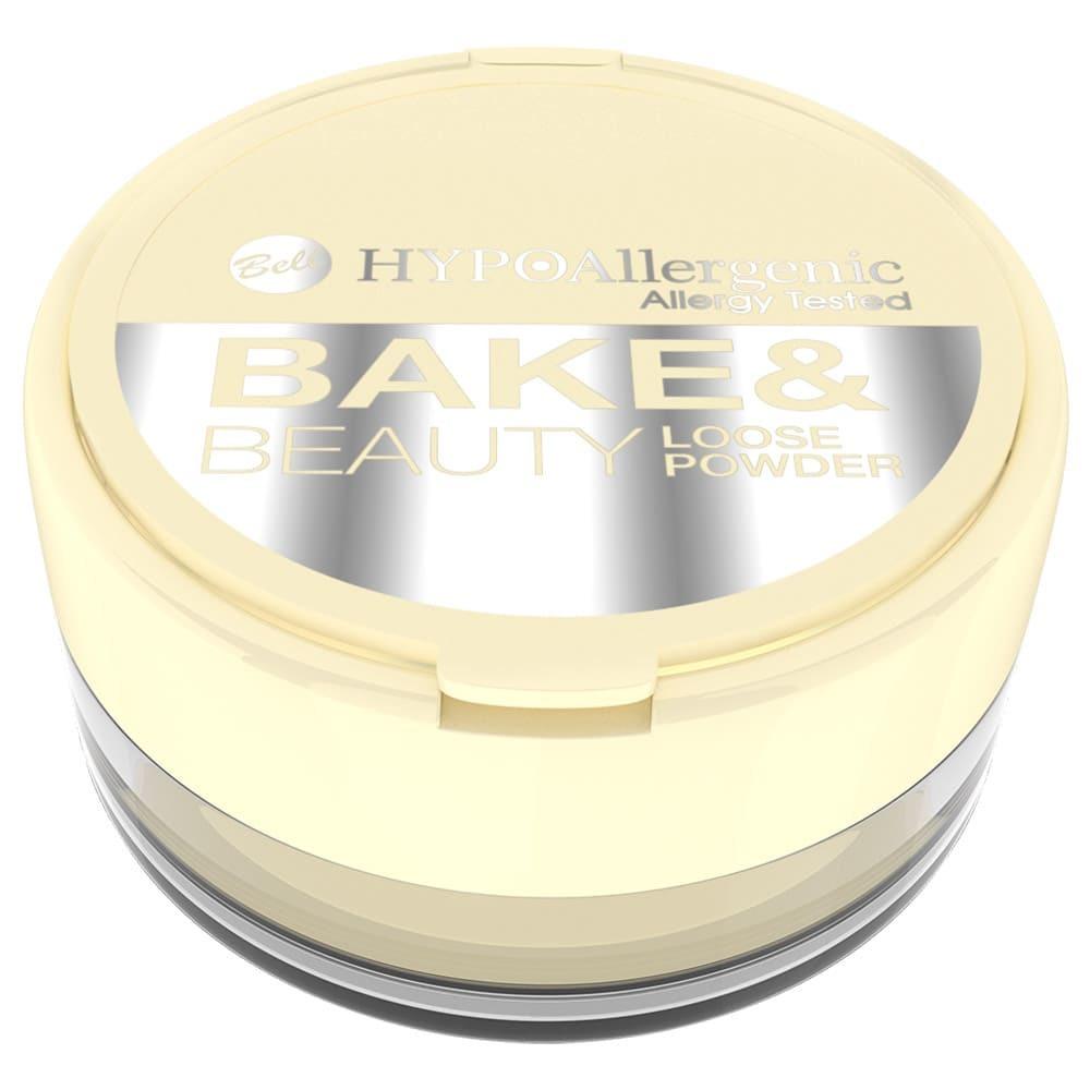 Poudre de Baking Hypoallergénique