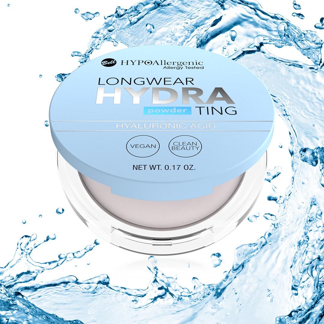 Poudre Compacte Hydratante Hypoallergénique