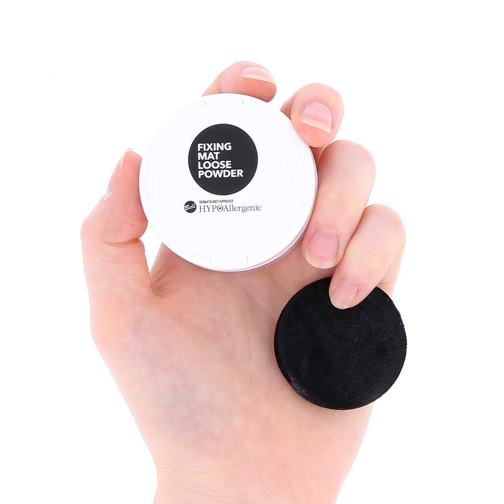 Poudre Libre Matifiante Transparente Hypoallergénique Vue Face