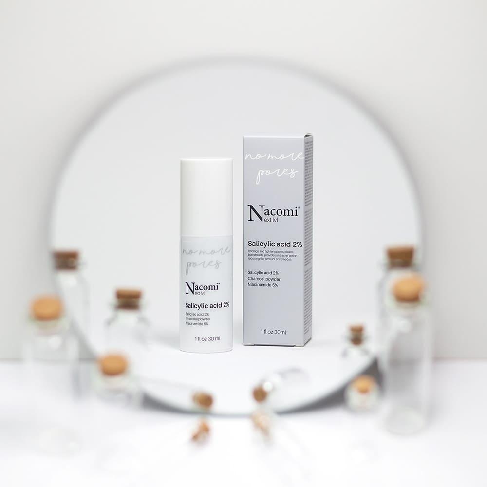 Sérum Perfecteur No More Pores - Acide Salicylique 2%