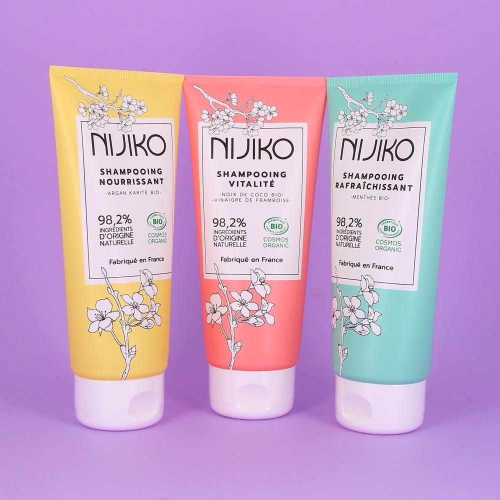 Shampooing Bio Nourrissant - Cheveux Secs